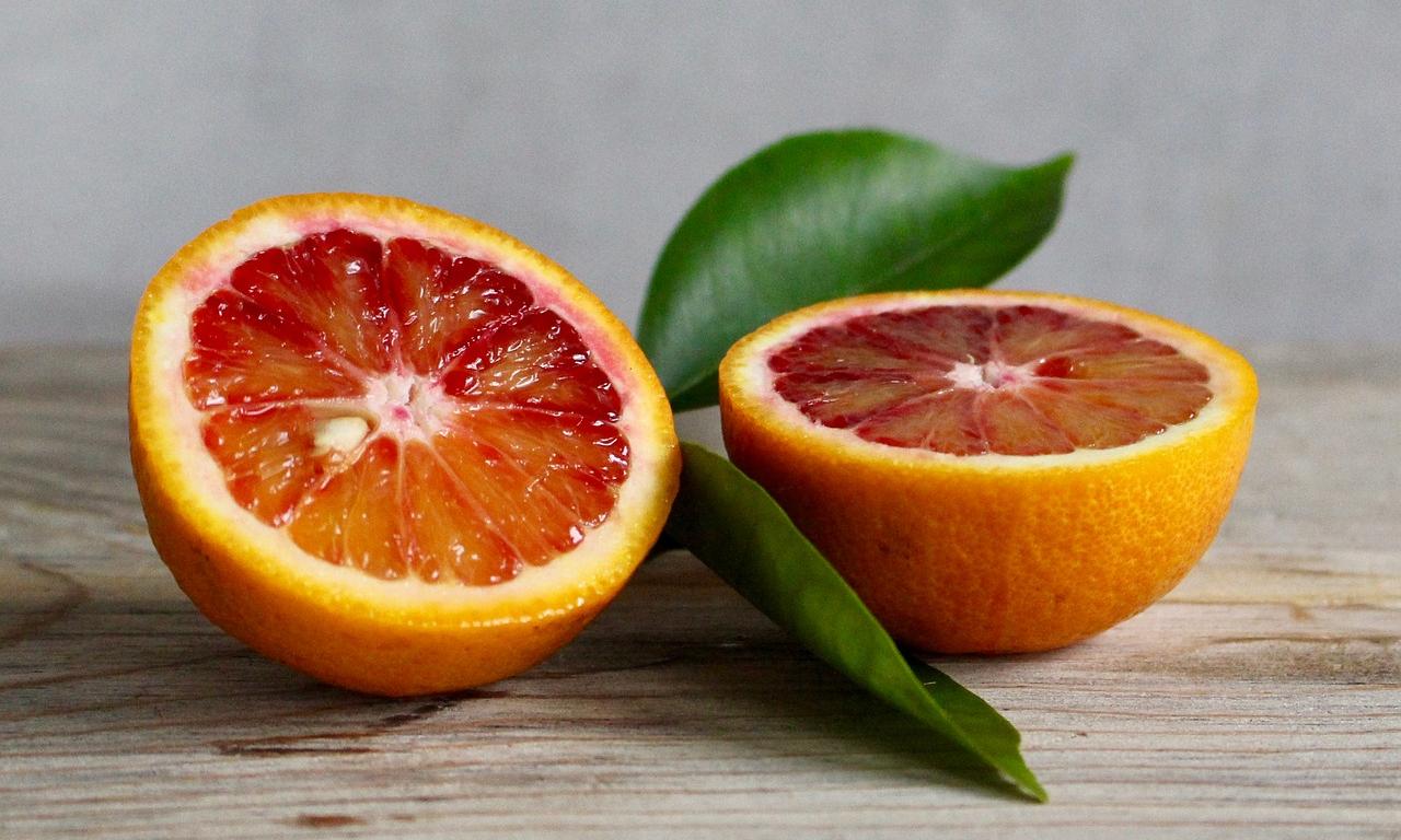 un'arancia per due sorelline